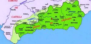 Гранадское королевство. Испания XIV века