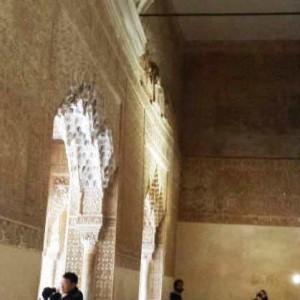 Зал Мокарабес на Альгамбре