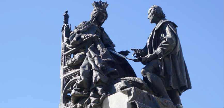 Изабелла и Колумб