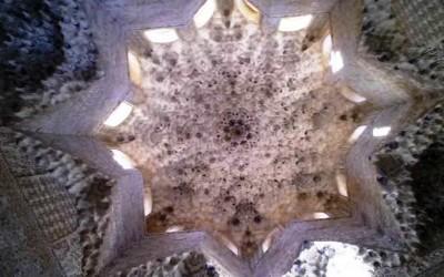 дворец насридов в альгамбре