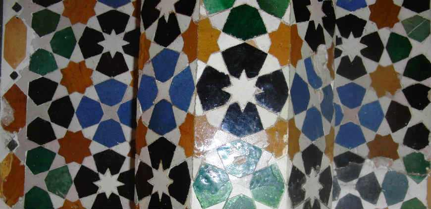 экскурсия по Альгамбре
