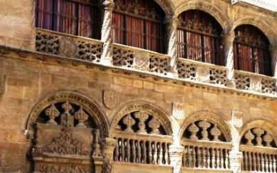Здание Биржи в Гранаде