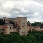 Альгамбра Крепость
