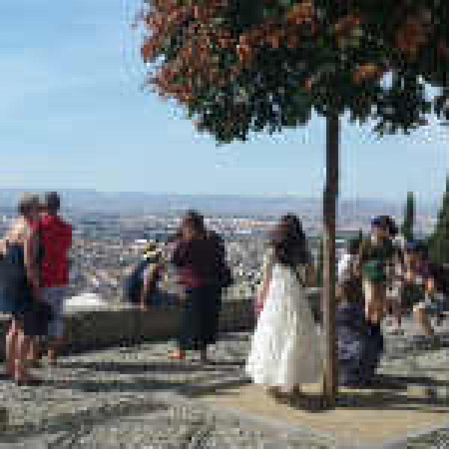 один день в Гранаде