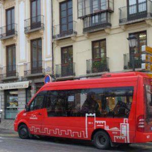общественный транспорт гранада