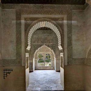 Башня Принцесс, Альгамбра
