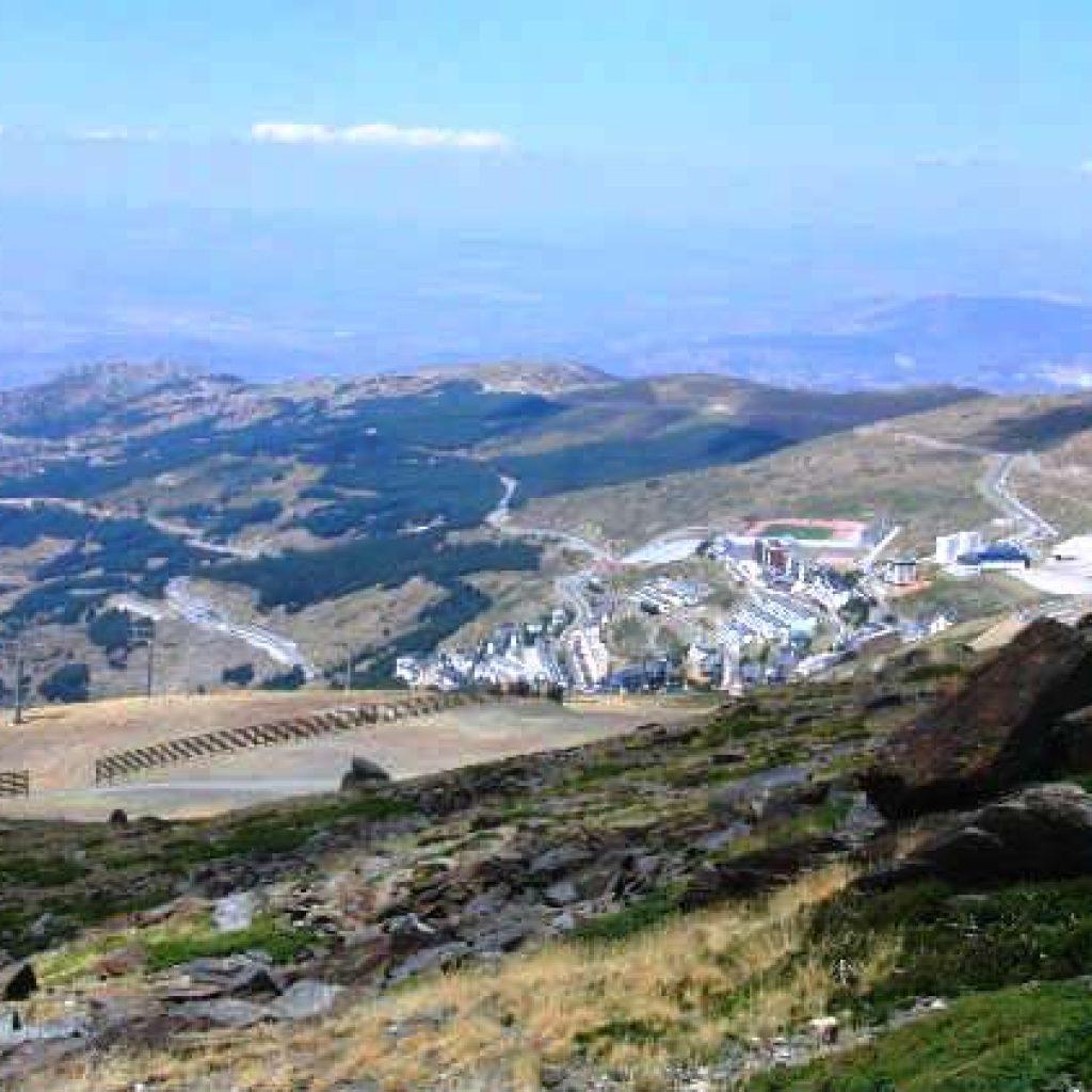 активный туризм в Гранаде