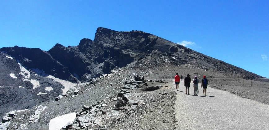 активный туризм на сьерре неваде