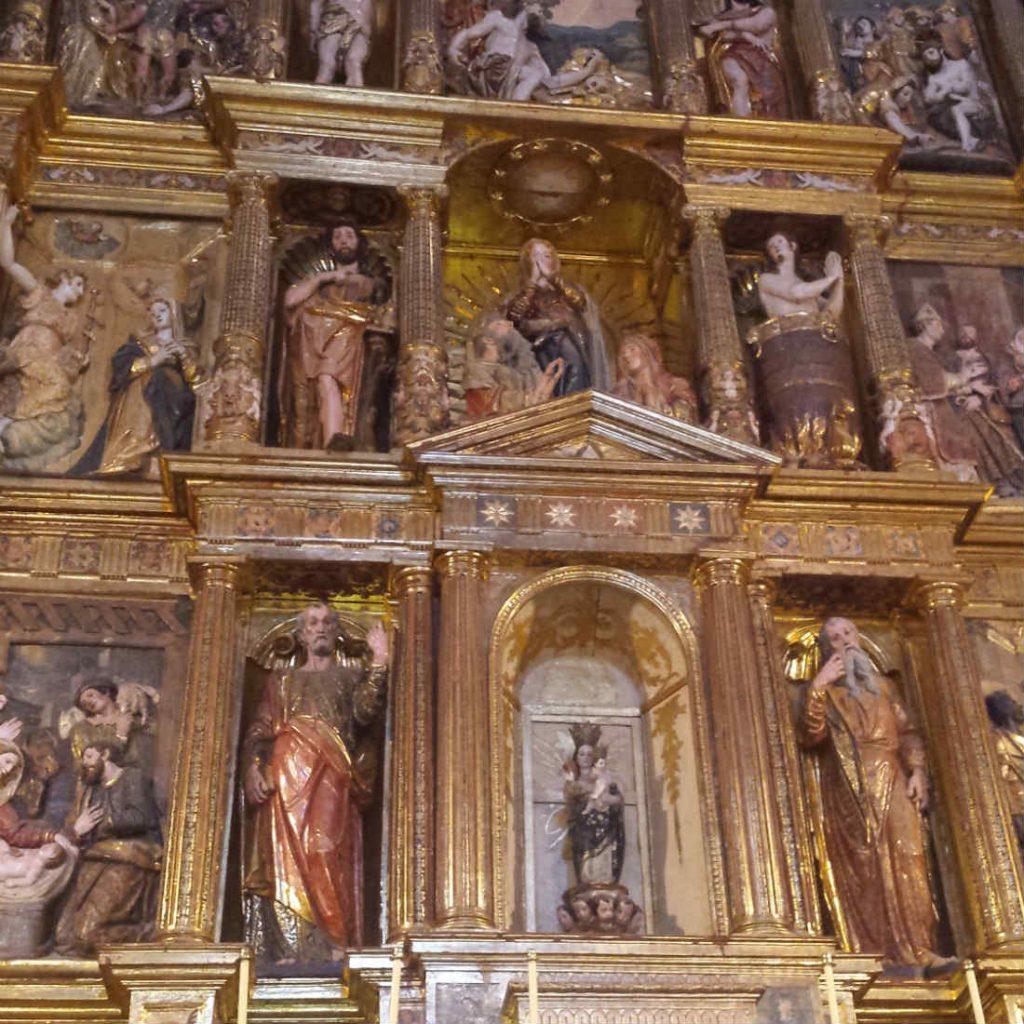монастыья святого Иеронимо в Гранаде