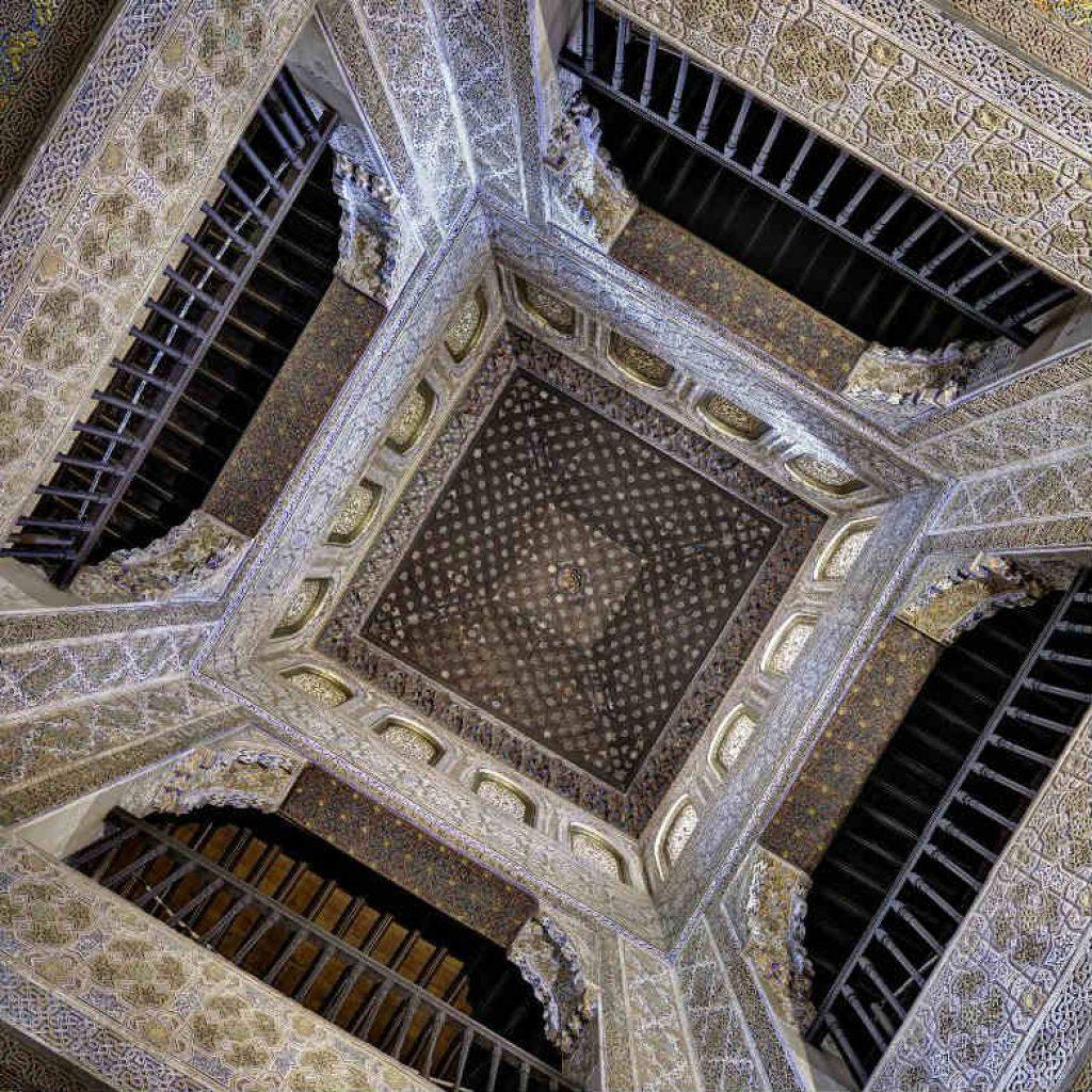 бани Альгамбры