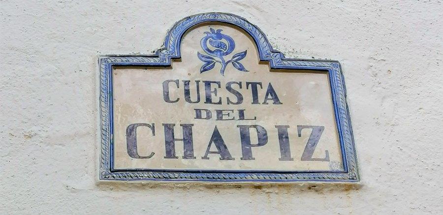 каса-дель-чапис, Гранада